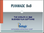 bnb business plan