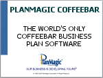 coffee bar business plan