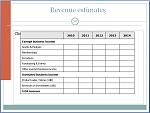 Nonprofit business plan example