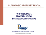 real estate rental business plan