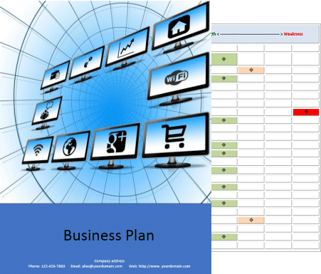 online shop business plan