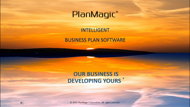 online service business plan